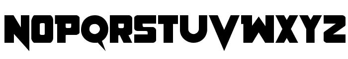 Pistoleer Regular Font UPPERCASE