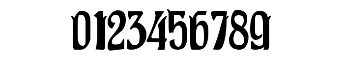 Pittoresk Condensed Font OTHER CHARS