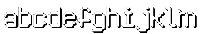 Pixelogist Font LOWERCASE