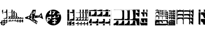 Pixelsoup Font UPPERCASE