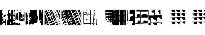 Pixelsoup Font LOWERCASE