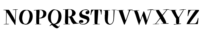 PixieOpti Font UPPERCASE