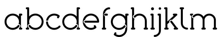 piron Font LOWERCASE