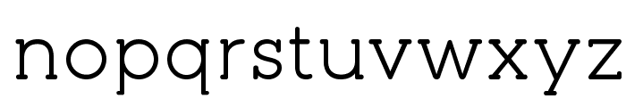 pironv2 Font LOWERCASE