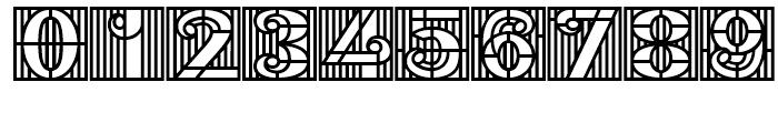 PIXymbols Deco Glass Bold Font OTHER CHARS