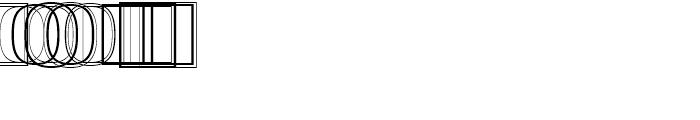 PIXymbols Signet Regular Font OTHER CHARS