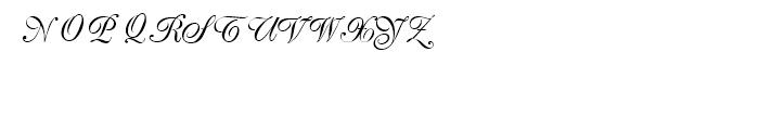 PIXymbols Signet Regular Font UPPERCASE
