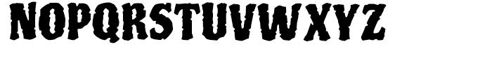 Piedra Regular Font UPPERCASE