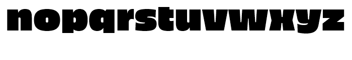 Piepie Regular Font LOWERCASE
