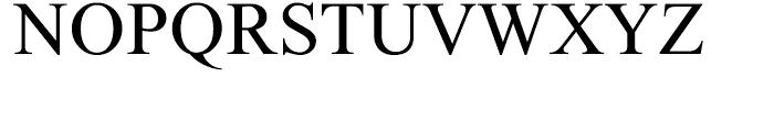 Pitball Medium Font UPPERCASE