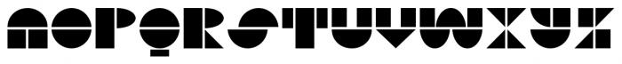 PIR^2 Regular Font UPPERCASE