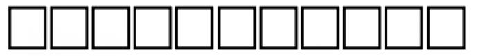 PIXymbols Boxkey Bold Font UPPERCASE