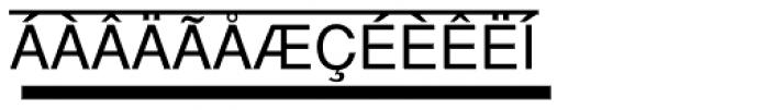 PIXymbols Boxkey Italic Font UPPERCASE