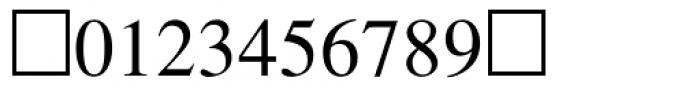 PIXymbols Clocks Bold Font LOWERCASE