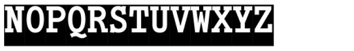 PIXymbols Courex Black Regular Font UPPERCASE