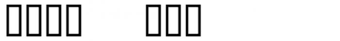 PIXymbols Crossword Font OTHER CHARS
