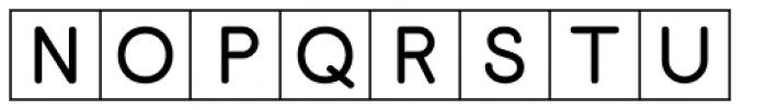 PIXymbols Crossword Font UPPERCASE