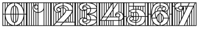 PIXymbols Deco Glass Font OTHER CHARS