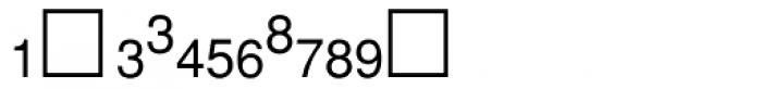 PIXymbols Fractions Regular Font LOWERCASE