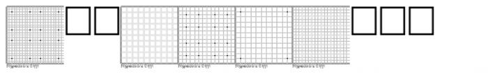 PIXymbols Gridmaker Regular Font OTHER CHARS