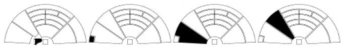 PIXymbols Orchestra Roman Font LOWERCASE