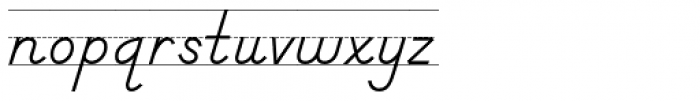 PIXymbols Primer D Italic Font LOWERCASE