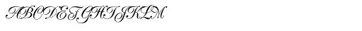 PIXymbols Signet Classic Regular Font LOWERCASE