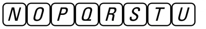 PIXymbols Unikey Two Regular Font UPPERCASE