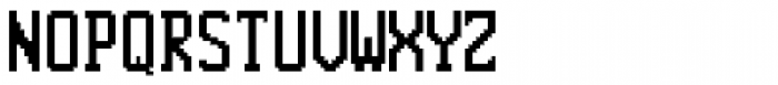 PIXymbols WINscreen Regular Font UPPERCASE