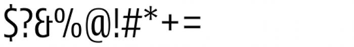Picador Sans Book Font OTHER CHARS