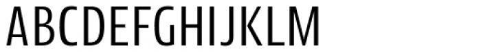 Picador Sans Book Font UPPERCASE