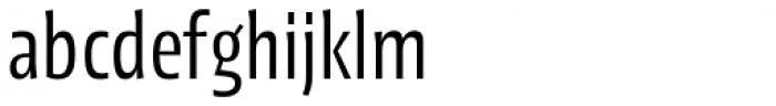 Picador Sans Book Font LOWERCASE