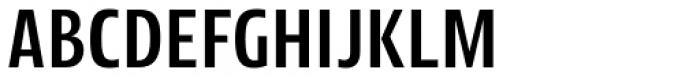 Picador Sans Medium Font UPPERCASE