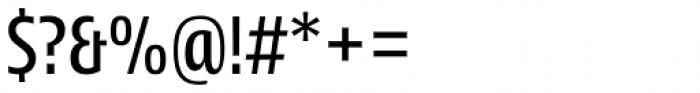 Picador Sans Regular Font OTHER CHARS