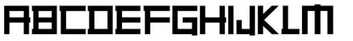 Picastro Font UPPERCASE