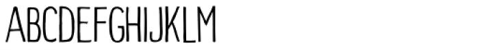 Pichi Font UPPERCASE