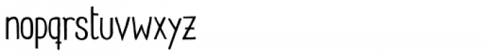Pichi Font LOWERCASE