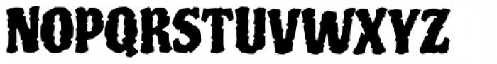 Piedra Pro Font UPPERCASE