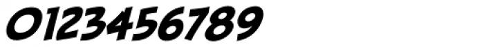 Piekos FX Basic BB Italic Font OTHER CHARS