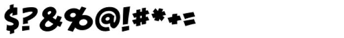 Piekos FX Basic BB Font OTHER CHARS