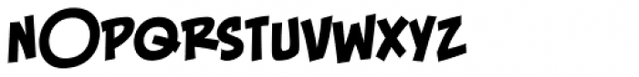 Piekos FX Basic BB Font UPPERCASE