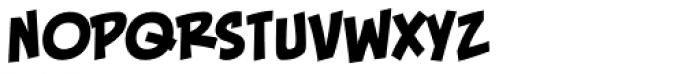 Piekos FX Basic BB Font LOWERCASE