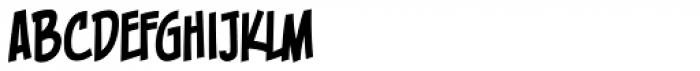 Piekos FX Condensed BB Font LOWERCASE