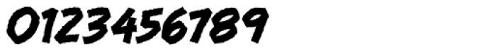 Piekos FX Rough BB Font OTHER CHARS