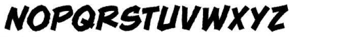 Piekos FX Rough BB Font LOWERCASE