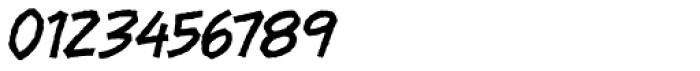 Piekos FX Rough Thin BB Font OTHER CHARS