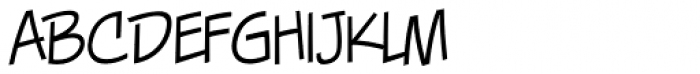 Piekos FX Thin BB Font UPPERCASE
