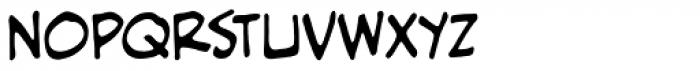 Piekos Professional BB Font UPPERCASE