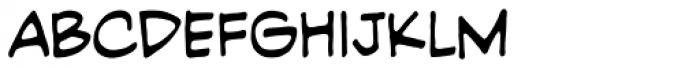 Piekos Professional BB Font LOWERCASE