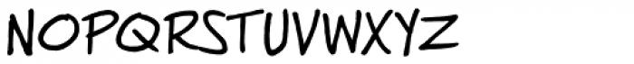 Piekos Toons BB Font UPPERCASE